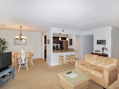 Photo for 3 bedroom, and 3-bath, Palmetto Dunes townhouse in the Turnberry Village complex