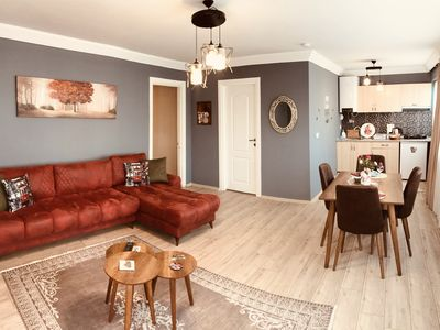 Photo for Gorgeous Red of Sirena's Suites (Apt.6)