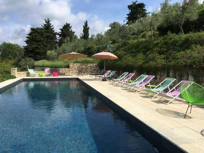 Photo for 6BR Villa Vacation Rental in Castellina in Chianti, Toscana