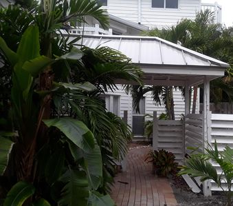 Photo for Unique Beach Cottage, 100 Steps To The Water.Open Space, Elegant and Comfortable