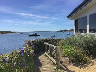 Photo for Walshy's Shack is a Sensational Holiday Home overlooking the Town Jetty
