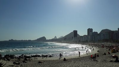 Photo for Fit near Copacabana beach