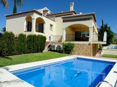 Photo for Beautiful private villa with A/C, WIFI, private pool, TV and washing machine
