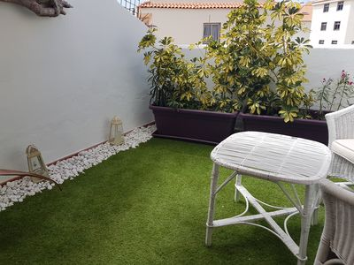 Photo for In the center of Los Cristianos Our Oasis. Apartment Nirvana