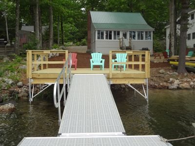 Photo for Sit Back, Relax, And Enjoy The Lake At The Sebago Oasis