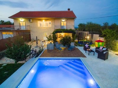Photo for Holiday house Benkovac for 6 - 8 persons with 4 bedrooms - Holiday house