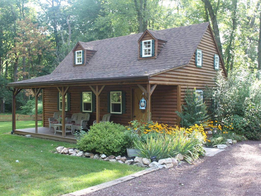 getaways shawnee village exterior resorts listings on fairway cabin pa wyndham cabins delaware in vacation