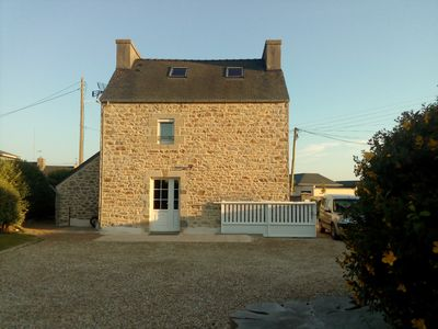 Photo for 3BR House Vacation Rental in Kerlouan, Bretagne