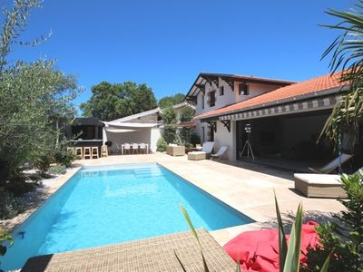 Photo for Superb luxury villa with pool - 5mn Arcachon