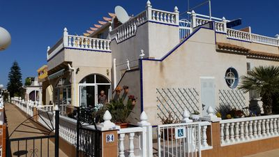 Photo for Nice house in a popular holiday village with 2 swimming pools