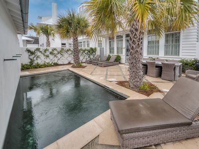 Photo for Prime Rosemary Beach Vacation House + PRIVATE POOL + FREE BIKES!