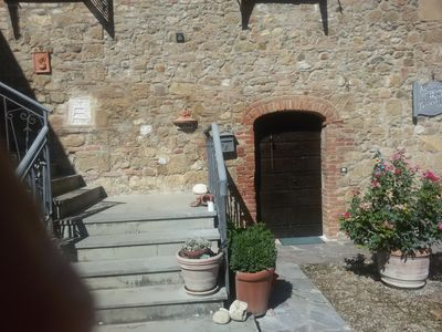 Photo for 1BR Farmhouse Vacation Rental in Pienza, Toscana