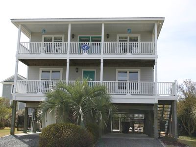 Photo for Beautiful views of the waterway, private pool, great family getaway! Free WiFi!