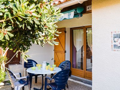 Photo for MM45 : 1 room villa with mezzanine and terrace
