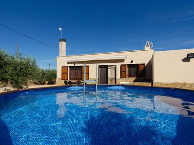Photo for FAMILY HOUSE IN A QUIET AREA, SWIMNG-POOL, BBQ AND WIFI_ESTANY TORT
