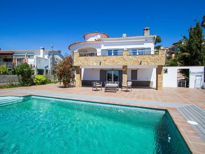Photo for Club Villamar - Beautiful villa with private swimming  pool and large garden where you can enjoy ...