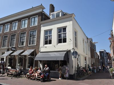 Photo for Comfortable apartment in the historic city of Middelburg with free Wi-Fi
