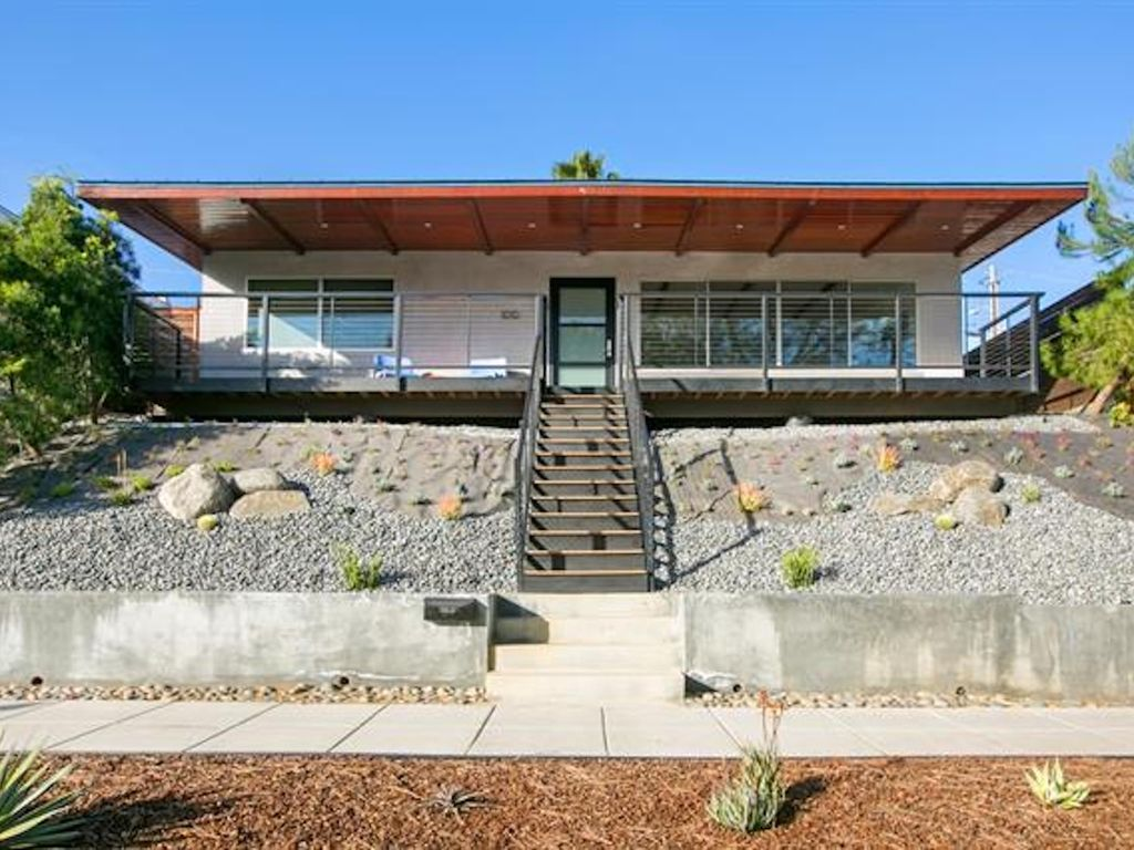 Encinitas Beach Haus 3 Br 2 Ba Lovely Modern House Blocks To Ocean