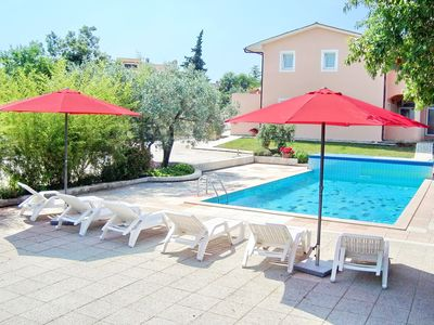Photo for Pool Villa Brioni 2 OG - a holiday home with pool to relax