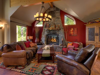 Photo for Fabulous Family Home in Northstar, Hot Tub, HOA Pool/Tennis, Shuttle to Skiing
