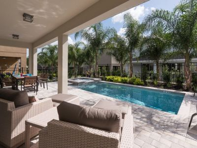 Photo for How to Rent Your Own Private Luxury Holiday Villa with Private Pool on Encore Resort at Reunion, Orlando Villa 1689