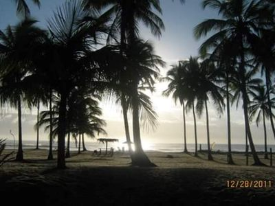 Photo for Paraiso in Bahia - house by the sea in the middle of coconut trees