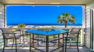 Photo for **FREE LINENS** ALL-INCLUSIVE RATES! Surf Harbor: Oceanfront, Updated, Pool