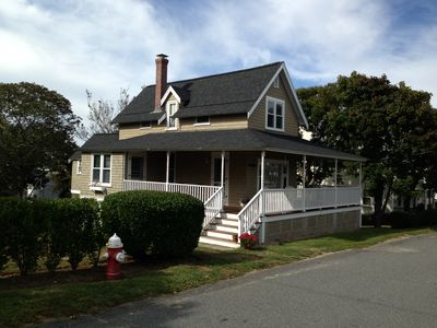 Photo for Falmouth Heights Beach! Classic Cape Cottage