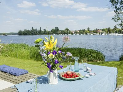 Photo for Directly on the Havel at the gates of Potsdam and Berlin, Caputh / Schwielowsee