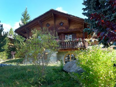 Photo for Vacation home La tintaz in Verbier - 6 persons, 3 bedrooms