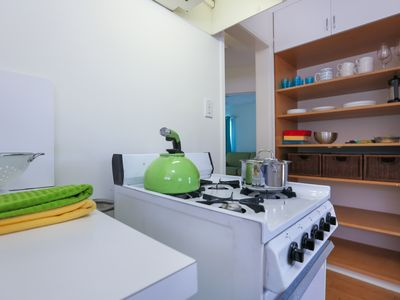 Kitchen - All the essentials can be found in the kitchen