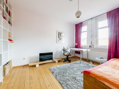 Photo for Studio apartment 729 m from the center of Hanover with Parking, Internet, Balcony (706479)