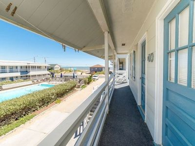 Photo for Ocean View Steps 2 Beach Balcony Pool Lounge Deck6