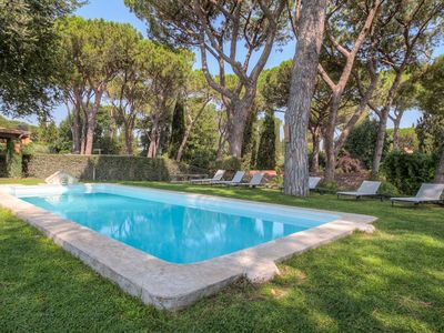 Photo for 5BR Villa Vacation Rental in Rome, Lazio