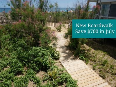 Photo for Beautiful & Updated in N. OCMD - Direct Oceanfront w/ Beach Access!