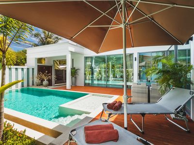 Photo for Two Bedroom Pool Villa in Soi Samakee