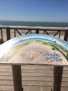 Photo for SOULAC ON SEA CENTER - 2 MINUTES A FOOT OF THE CENTRAL BEACH -