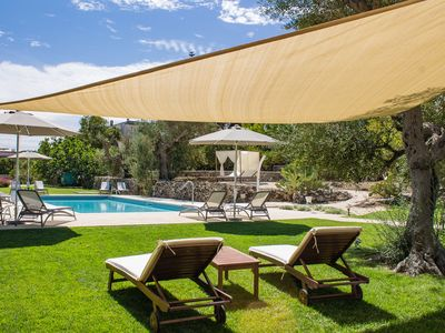 Photo for Tenuta Don Salvatore, Old House with pool 4 mi from Gallipoli (Casa dell'Angelo)