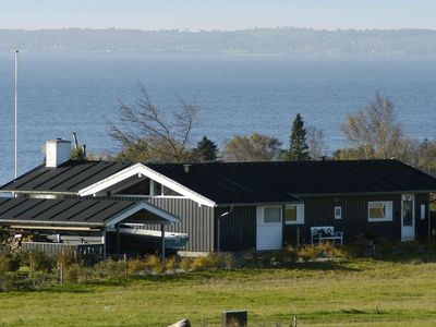 Photo for Luxurious Seaview Holiday home in Funen with Sauna