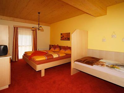 Photo for Family room No. 17 with shower, WC - Hotel Garni *** Zerza