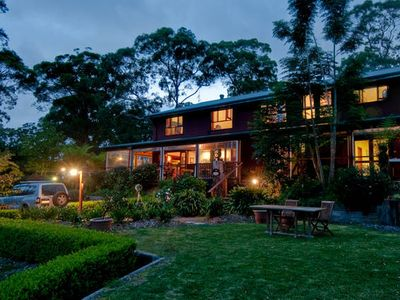 Photo for B&B/farmstay in Blue Mountains/Hawkesbury region.  Close to Sydney.