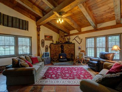 Photo for 1BR Barn Vacation Rental in Shaftsbury, Vermont