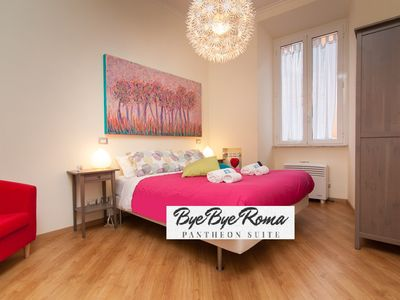 "Photo for Room at B & B ""Bye Bye Rome Pantheon Suite"""