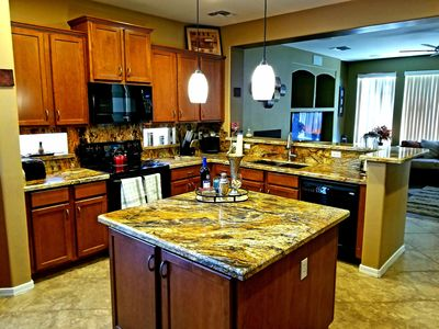 Photo for ****LARGE SPACIOUS HOME WITH 5 SITTING AREAS AND 4 BR... INQUIRE****