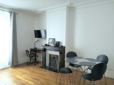 Photo for Apartment PARIS 4 adults + 1 children