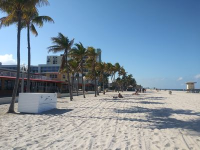 Photo for Front Ocean in Hollywood Florida