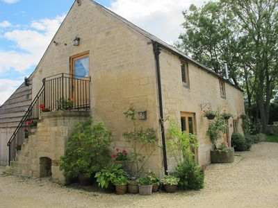 Photo for A Spacious first floor apartment set within Barn Conversion