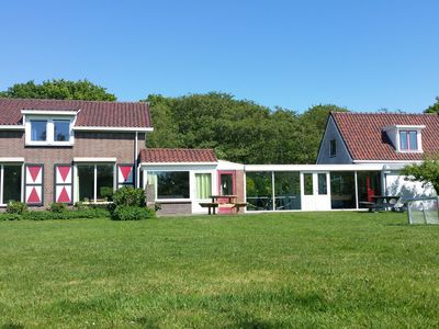 Photo for Lovely group accommodation with extras, located near the sea and beach.