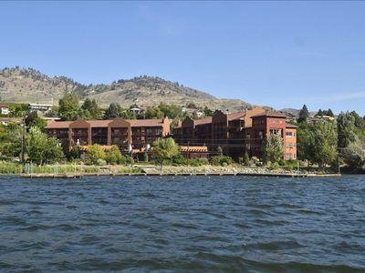 Photo for Spectacular Mountain and Lake Views at Village on the Lake  -Sleeps up to 6