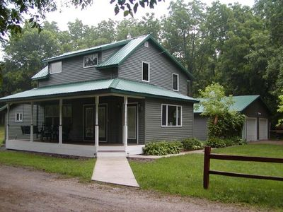 Photo for Cyclin-Inn - Charming Home  in Whalan, on  Root River Bike Trail